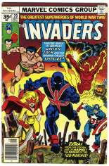 Invaders (1975-1979) #20 Variant B: 35 Cent Variant
