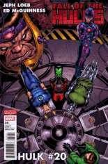 Hulk (2008-2012) #20 Variant C: 2nd Printing