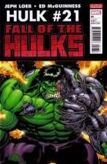 Hulk (2008-2012) #21 Variant C: 2nd Printing