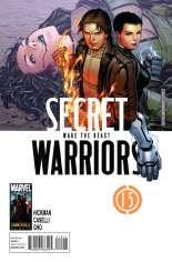 Secret Warriors (2009-2011) #15 Variant A