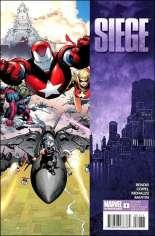 Siege (2010) #1 Variant G: 2nd Printing