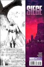 Siege (2010) #2 Variant F: 3rd Printing