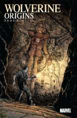 Wolverine: Origins (2006-2010) #47 Variant B: Iron Man by Design Cover