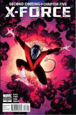 X-Force (2008-2010) #26 Variant D: R.I.P. Variant