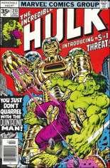 Incredible Hulk (1968-1999) #213 Variant B: 35 Cent Variant