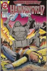Hawkworld (1990-1993) #Annual 2 Variant B: 2nd Printing; Cover: Roman numeral II next to issue number