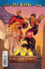 Uncanny X-Men (1963-2011) #524 Variant D: Heroic Age Cover