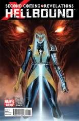 X-Men: Hellbound (2010) #1 Variant A