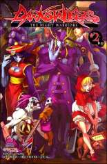 Darkstalkers: The Night Warriors (2010) #2 Variant A