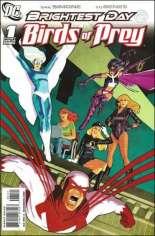 Birds of Prey (2010-2011) #1 Variant B: 1:20 Variant