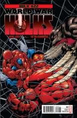 Hulk (2008-2012) #22 Variant A