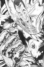 Siege (2010) #4 Variant E: Sketch Cover