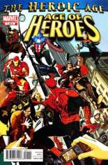 Age of Heroes (2010) #1 Variant A