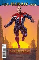 Age of Heroes (2010) #1 Variant B: Heroic Age Variant