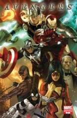 Avengers (2010-2012) #1 Variant C: 1:12 Variant