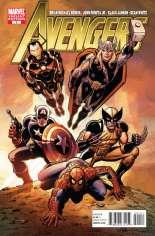 Avengers (2010-2012) #1 Variant D: 1:60 Variant