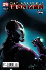 Invincible Iron Man (2008-2012) #26 Variant A