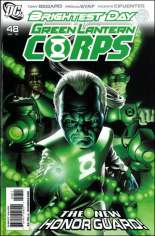 Green Lantern Corps (2006-2011) #48 Variant A