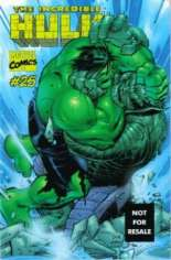 Incredible Hulk (2000-2008) #25 Variant B: Marvel Legends Series XIII Reprint Packaged w/ Abomination
