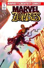 Marvel Zombies (2006) #1 Variant E: Marvel's Greatest Comics Reprint