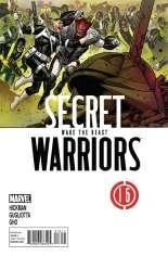 Secret Warriors (2009-2011) #16 Variant A