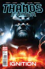 Thanos Imperative: Ignition #One-Shot  Variant A