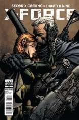 X-Force (2008-2010) #27 Variant C: 1:25 Variant