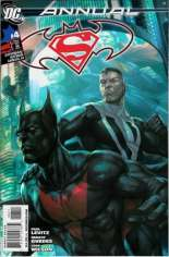 Superman/Batman (2003-2011) #Annual 4 Variant A