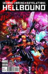 X-Men: Hellbound (2010) #1 Variant B: 2nd Printing