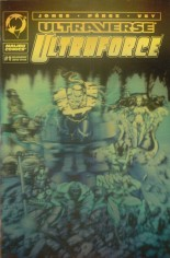 Ultraforce (1994-1995) #1 Variant C: Silver Hologram Edition