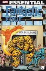 Essential Fantastic Four #TP Vol 8