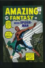 Amazing Fantasy (1962, 1995-1996) #15 Variant B: Packaged w/ ''First Appearances'' Spider-Man Figure