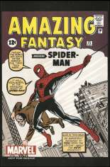 Amazing Fantasy (1962, 1995-1996) #15 Variant C: Packaged w/ Spider-Man DVD