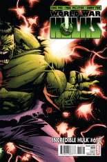 Incredible Hulk (2009-2010) #610 Variant B: 1:12 Variant