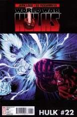 Hulk (2008-2012) #22 Variant C: 2nd Printing