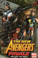 New Avengers Finale (2010) #One-Shot  Variant B: Battle Ready 2nd Printing