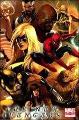New Avengers (2010-2013) #1 Variant B: 1:12 Variant