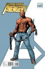 New Avengers (2010-2013) #1 Variant C: 1:50 Variant