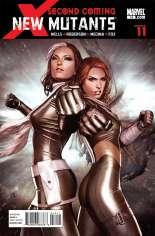 New Mutants (2009-2012) #14 Variant A