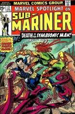 Marvel Spotlight (1971-1977) #27 Variant A