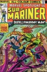 Marvel Spotlight (1971-1977) #27 Variant C: UK Edition