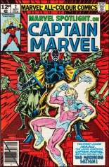 Marvel Spotlight (1979-1981) #2 Variant C: UK Edition