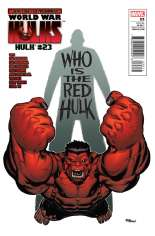 Hulk (2008-2012) #23 Variant A