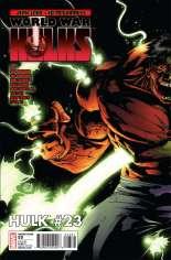 Hulk (2008-2012) #23 Variant B: 1:12 Variant