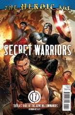 Secret Warriors (2009-2011) #17