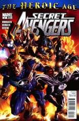 Secret Avengers (2010-2013) #2 Variant A
