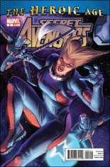 Secret Avengers (2010-2013) #2 Variant B