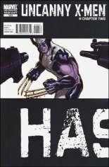 Uncanny X-Men (1963-2011) #523 Variant F: 3rd Printing
