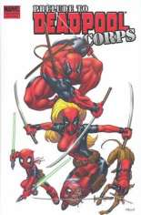 Prelude to Deadpool Corps (2010) #HC