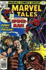 Marvel Tales (1964-1994) #80 Variant B: 35 Cent Variant